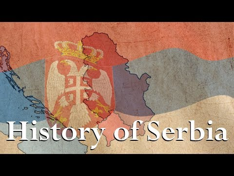 A Quick History of Serbia