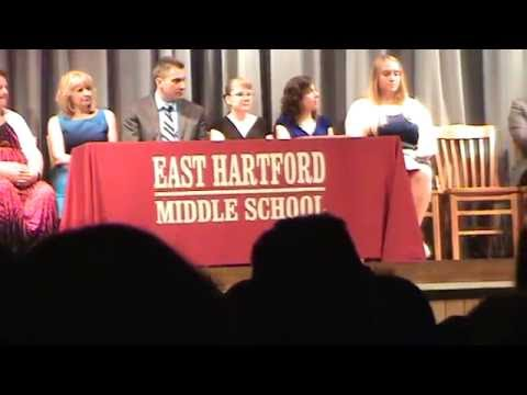 Cumento -  East Hartford Middle School Class of 2016 (pt5)