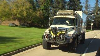 $700K survival home on wheels