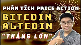 ✅Phân Tích Bitcoin-Altcoin Theo Price Action - Thắng Lớn - 20/2 | TraderViet