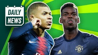 Champions League Update! Mbappé zu Real Madrid?! Irre Forderungen an PSG! HSV mit Geldsorgen!