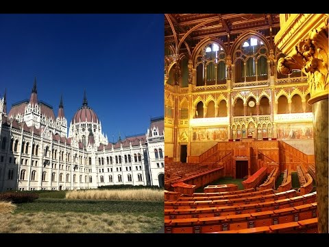 Hungary 2017: Budapest. Day 2: Inside the Parliament