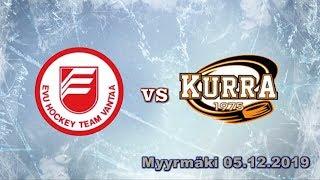 EVU07 Sininen vs Kurra/M