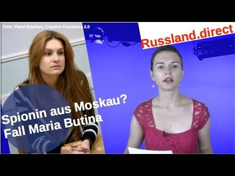 Russlands neue Top-Agentin?