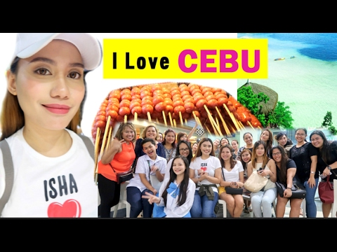 FIRST TIME SA CEBU (SOBRANG MEMORABLE!) 💜 Purpleheiress