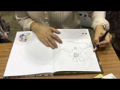 Kerascoet Draws - Pt. 1 - Tokyo International Comics Festival 2015