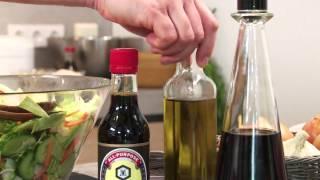 видео Рецепт заправки для овощного салата