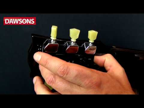 Gibson G Force Tuning System Overview