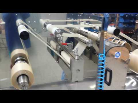 NIKELMAN - Perforation System On Umidification-rewinding Device - Nikelman® NPO 180