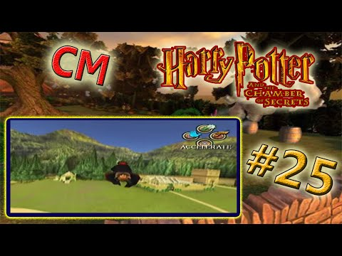 (PS2) Harry Potter e la Camera dei Segreti - Parte 25 - Esplorazione