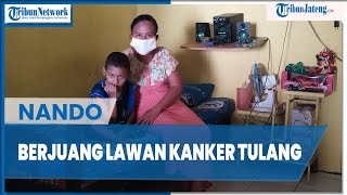 Bantu Apriono Sembuhkan Ibu dari Tumor Ganas.