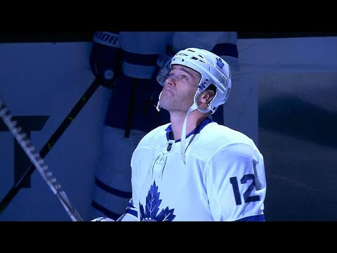 Gotta See It Marleau Fights Back Tears After Emotional