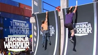 Top Close Calls From Season 1 | Team Ninja Warrior