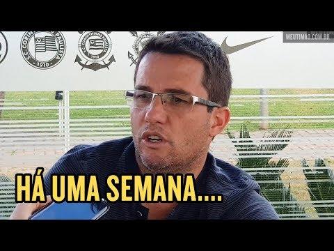 Há uma semana, Osmar Loss comentou sobre a vontade de voltar a ser treinador