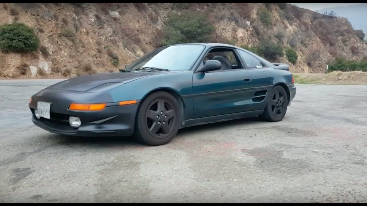 1991 toyota mr2 turbo review youtube. Black Bedroom Furniture Sets. Home Design Ideas
