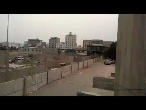 مهران القباطي يستولي على اراض تملكها الدولة في عدن