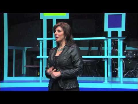 Million Dollar Part Time: Create Value While Reclaiming Time: Kathy Korman Frey At TEDxBethesdaWomen