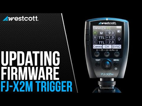 How To Update Firmware On The Westcott FJ-X2m