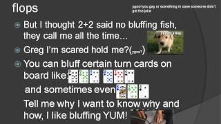 Poker Concept Video Optimal Lines