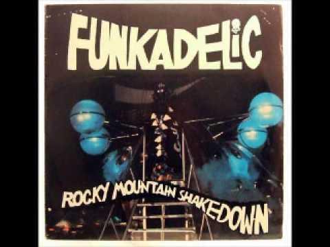 Funkadelic - Red Hot Mama (Live 1976)