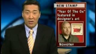 Omni TV features T|S stamp designs and VP of Design Ivan Novotny