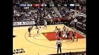 Jazz at Hawks - 12/20/2006 (21-point 4th-Qtr Comeback)