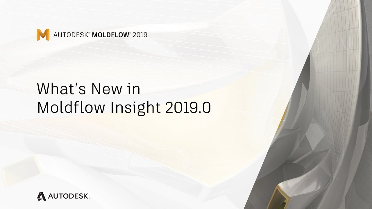 Autodesk Moldflow Synergy 2019 Free Download
