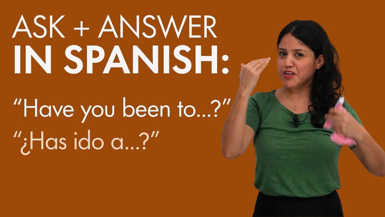 """Learn to ask and answer questions using the verb """"haber"""" in Spanish"""