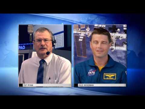 Space Station Live: Astronaut Reid Wiseman