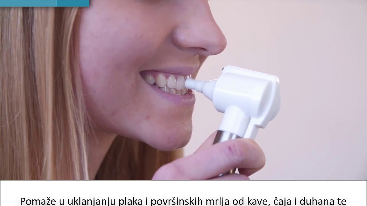 Cena za izbeljivanje zuba