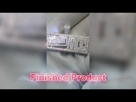 Custom Jewelry- Custom Pendants 50% Below Market Price (Save$$$)