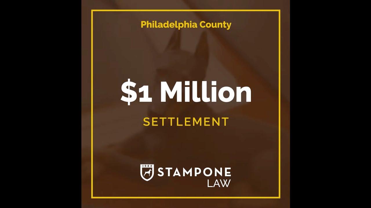 Successes - Stampone O'Brien Dilsheimer Law — Philadelphia
