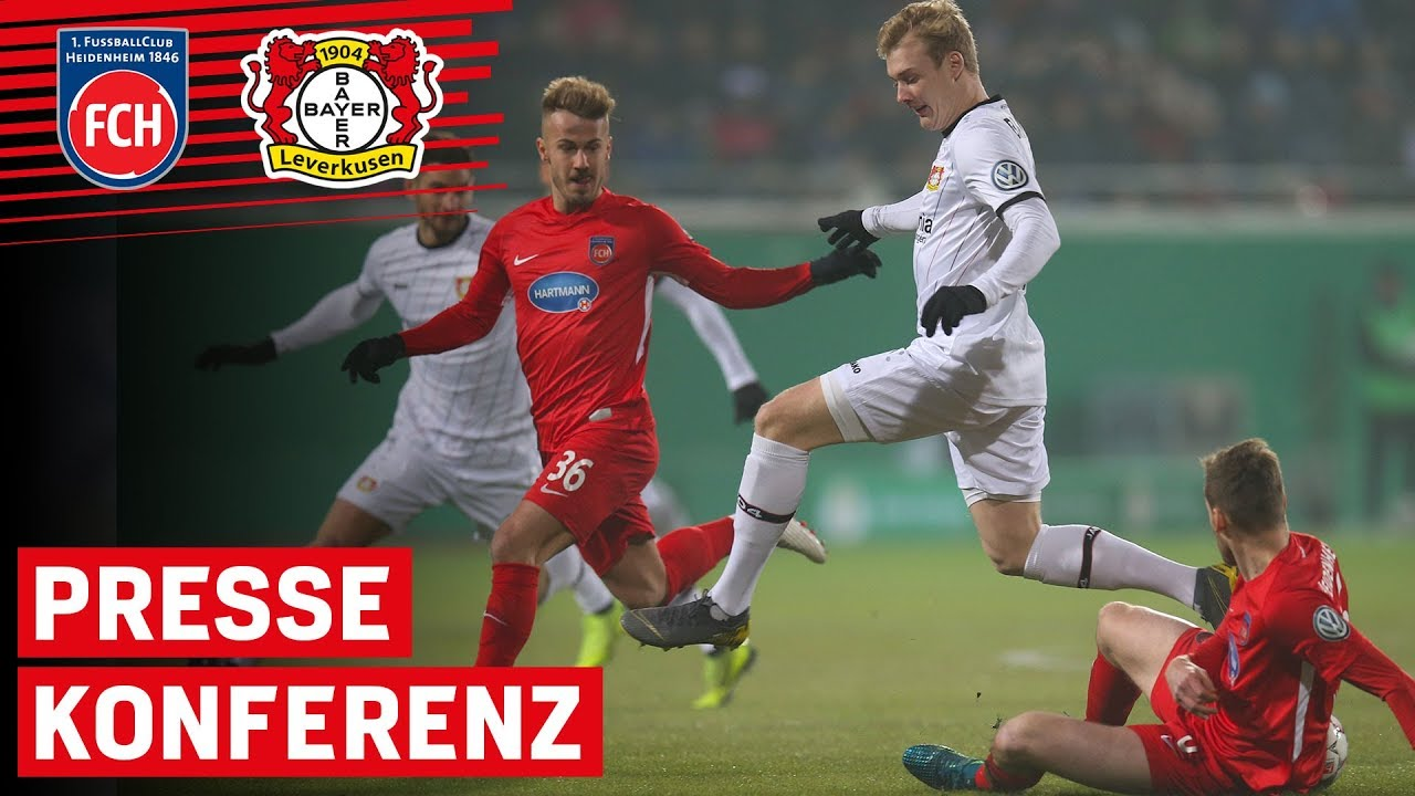 Leverkusen Heidenheim