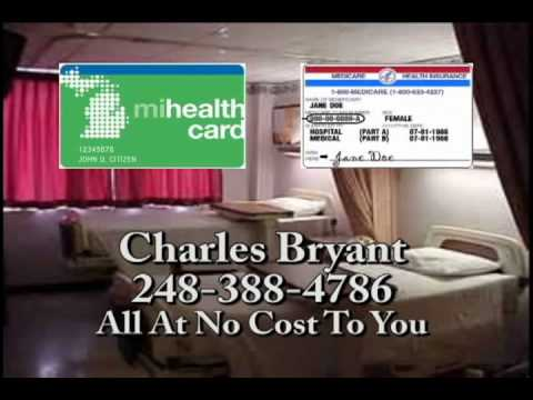 CHARLES BRYANT TV SPOT# 2