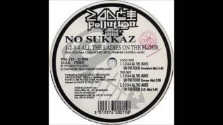 No Sukkaz- 1 2 3 4 All The Ladies On The Floor (Europe Mix)