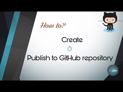 How to add Existing project to a GitHub Repository?