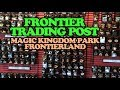 Frontier Trading Post   Disney's Magic Kingdom Park   Frontierland   Disney Pin Trading