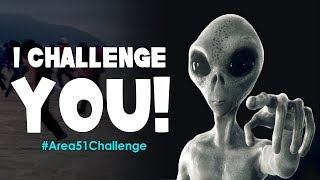 AREA 51 NARUTO RUN CHALLENGE  | They Can't Stop All of Us