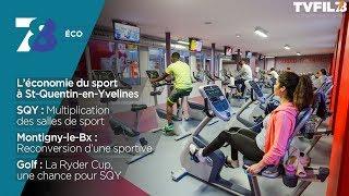 7/8 Eco – L'économie du sport à Saint-Quentin-en-Yvelines