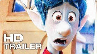 ВПЕРЁД Русский Трейлер #1 (2020) Том Холланд, The Walt Disney, Pixar Мультфильм HD