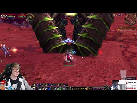 ZABIJAMY FEL REAVERA NA 59LVL! - World of Warcraft: Legion