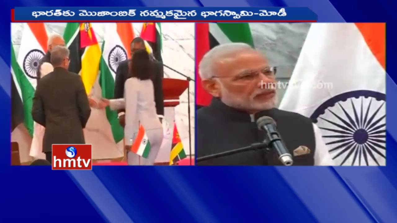 Pm Modi Speech In Mozambique Key Agreements Between Two Countries