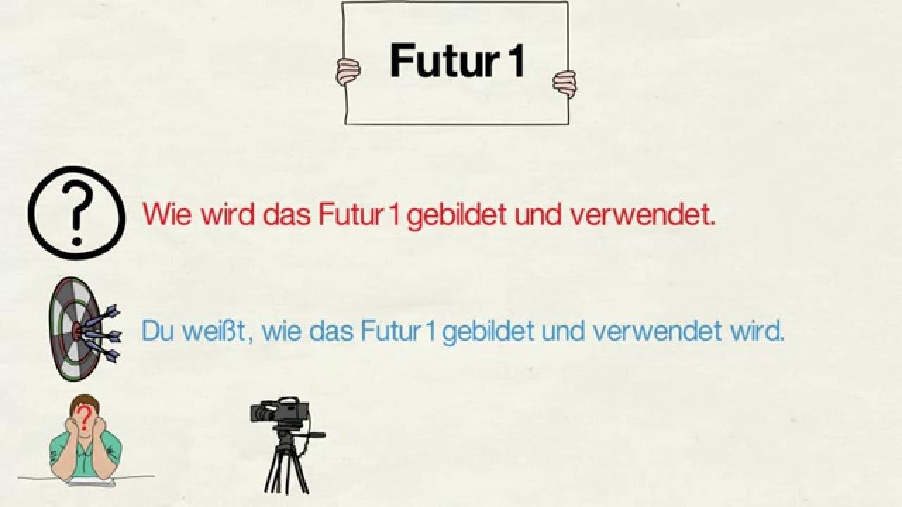 Zeitform Zukunft