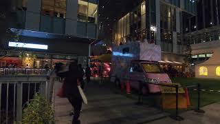 GoPro HERO7で渋谷ストリームを夜間撮影