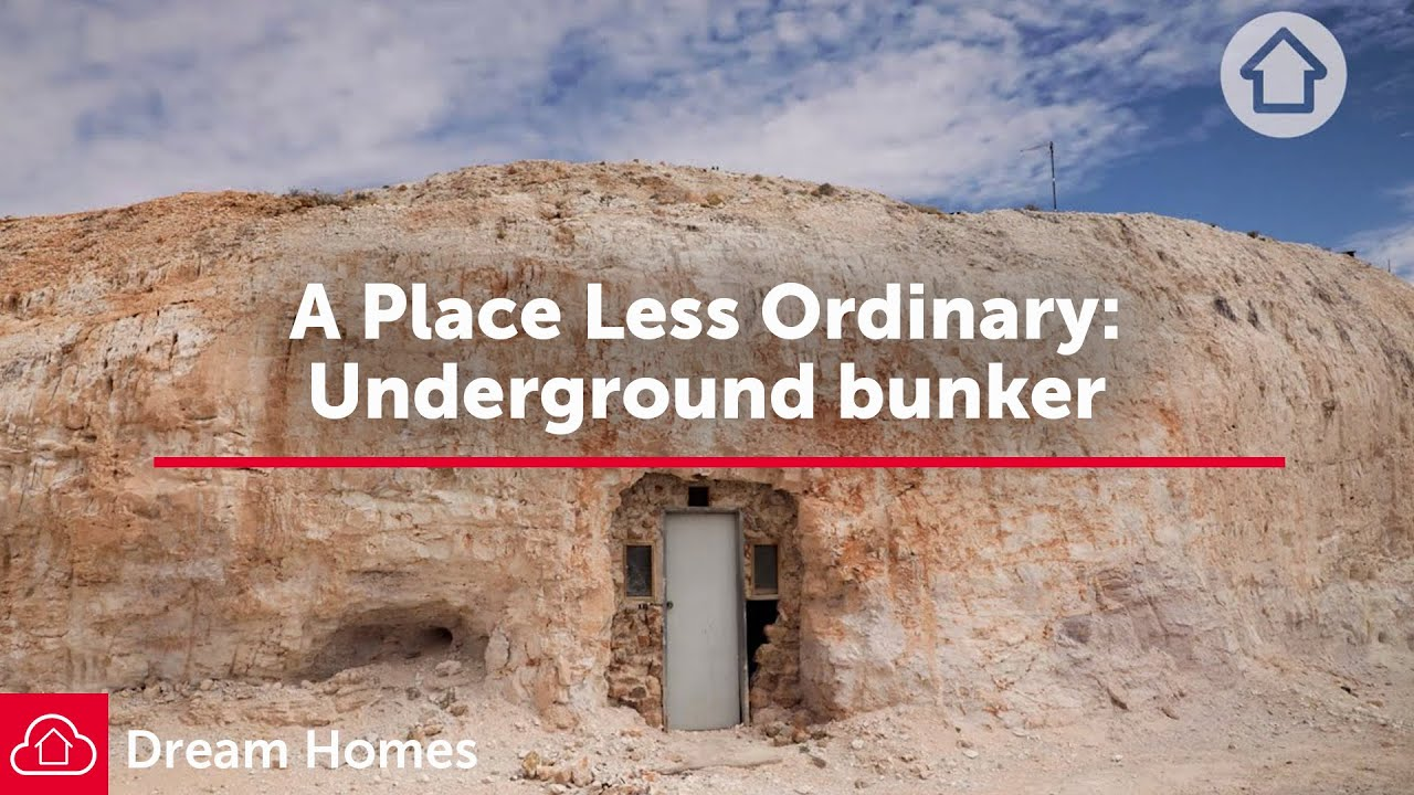 A Place Less Ordinary Underground Bunker Youtube