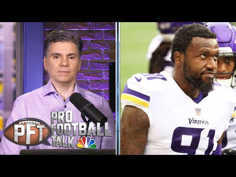 Vikings trade Yannick Ngakoue to Ravens for draft picks | Pro Football Talk | NBC Sports