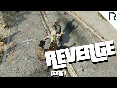 The LEANBOIS  Revenge  p1  Lirik GTA 5 RP Highlights