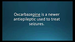 How to pronounce oxcarbazepine (Trileptal) (Memorizing Pharmacology Flashcard)