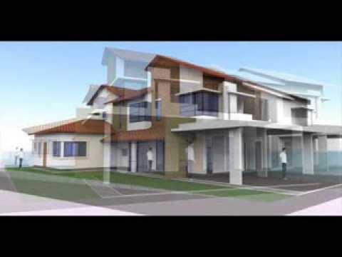 Rumah Teres Area Shah Alam Design Rumah Terkini