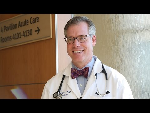 Innovations in Clinical Care Award – Mark Landrum MD Howard County General Hospital